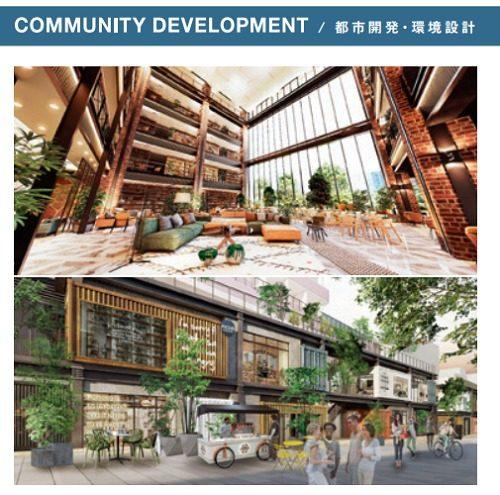 ドラフトIPOの都市開発や環境設計